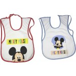 Set 2 Bavaglini Disney Mickey Mouse