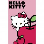 Tappeto Hello Kitty Apple 100 X 150 cm