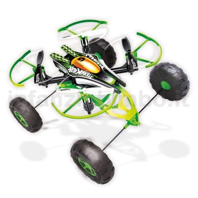 Drone Mondo Hot Wheels Monster X Terrain 3 in 1