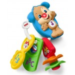 Dentaruolo Fisher Price Chiavi Conta e Vai