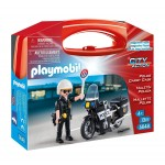 Valigetta Polizia Playmobil City Action