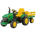 Trattore Elettrico Peg Perego John Deere Ground Force