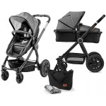 Duo Kinderkraft Veo 2 In 1 Black Grey