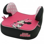 Seggiolino Auto Alzabimbo Disney Minnie Dream 15-36 Kg