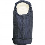 Sacco per Passeggino Nuvita Junior Pop Blue With Beige Diamond - White