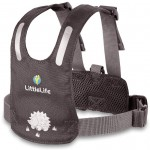Redinelle di Sicurezza LittleLife Safety Harness Nero