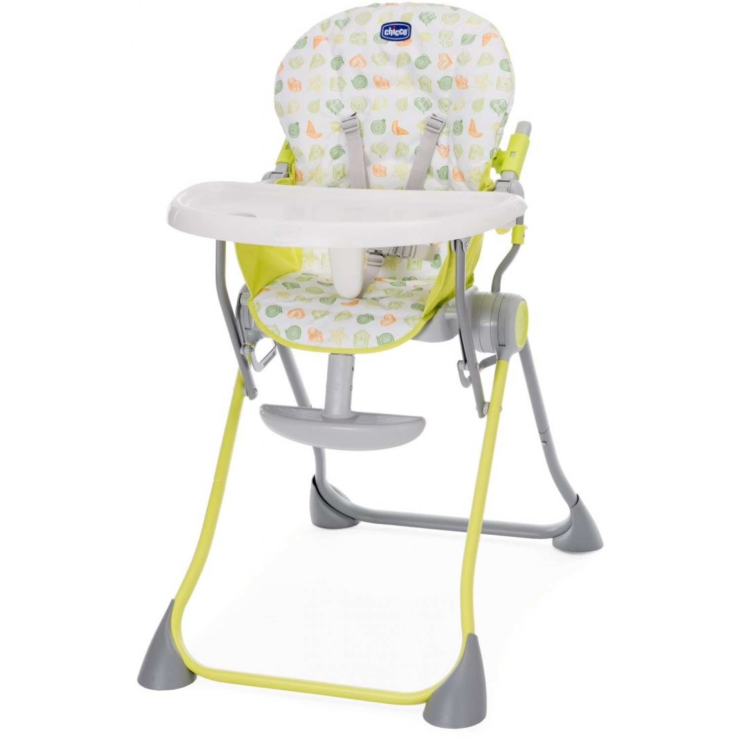 High Chair Chicco Pocket Meal Green Apple